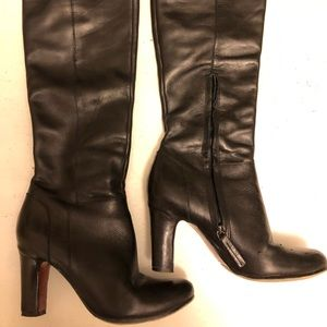 Sam Edelman soft leather boots